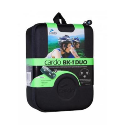 Intercomunicador Cardo BK1 Para Bicicleta - 2 Peças  - Motosports