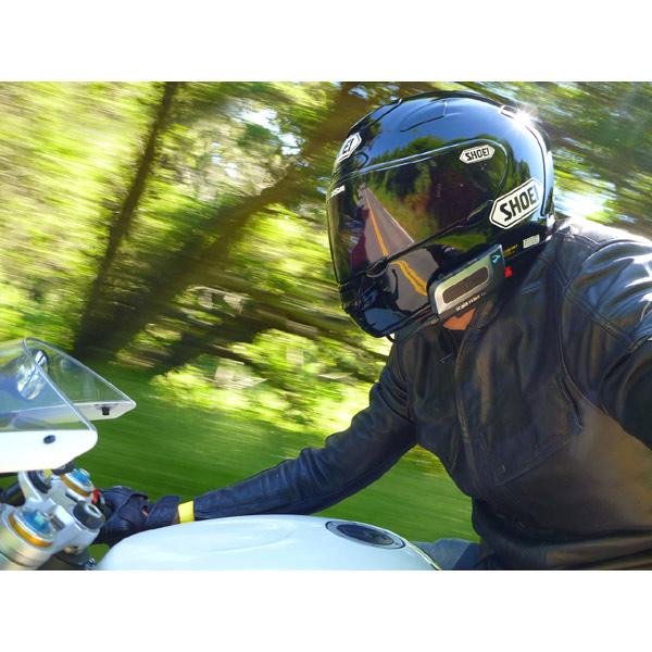 Intercomunicador Cardo Bluetooth Scala Rider Power Set Q9/G9  - Motosports