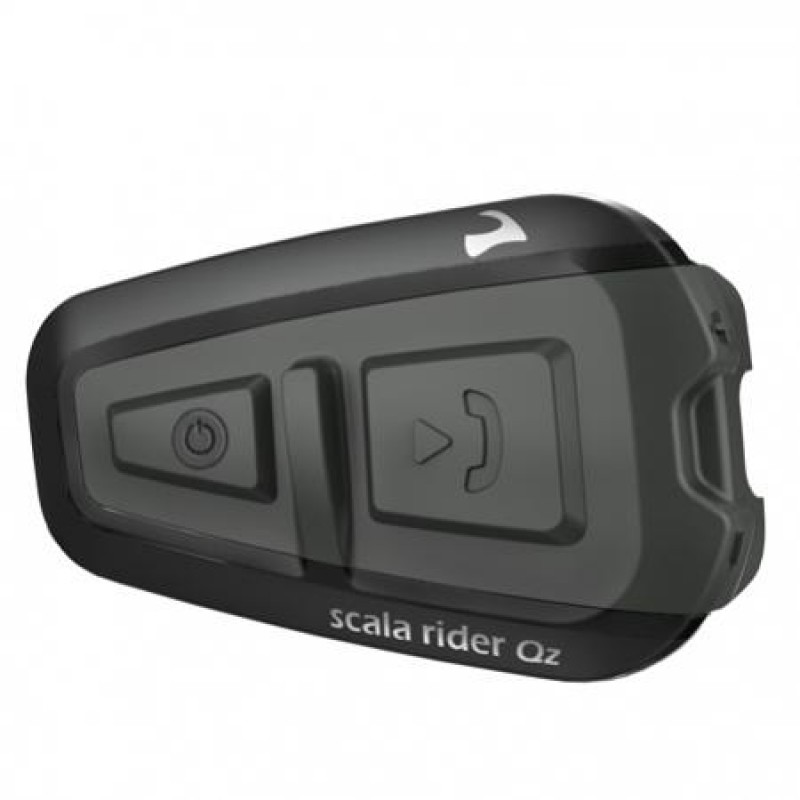 Intercomunicador Cardo QZ 1pç Scala Rider  - Motosports