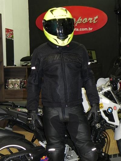 JAQUETA DAINESE AIR FRAME  - Motosports