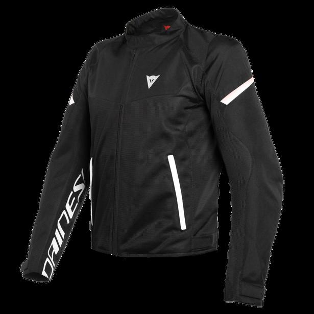 JAQUETA DAINESE BORA AIR BLACK / WHITE  - Motosports