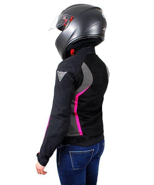 JAQUETA DAINESE HYDRA FLUX D-DRY LADY  - Motosports