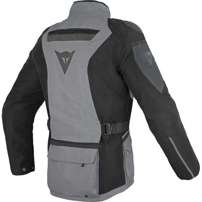 JAQUETA DAINESE Ridder Gore-Tex - Castle-Rock Black Dark  - Motosports