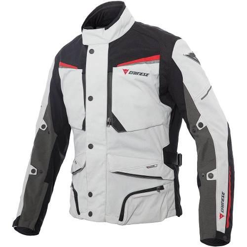 JAQUETA DAINESE SANDSTORM GORETEX - BRANCA   - Motosports
