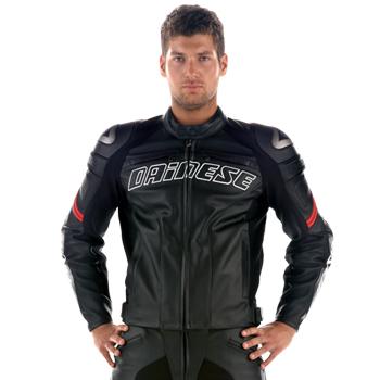 Jaqueta Dainese Racing Pelle  - Motosports