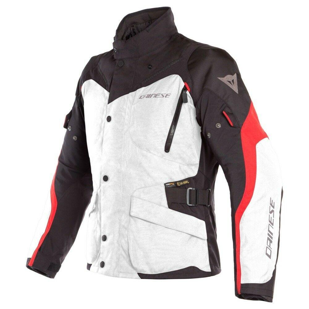 JAQUETA DAINESE TEMPEST 2 D-DRY  CINZA/PRETO  - Motosports