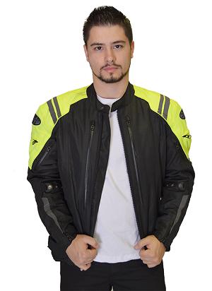 Jaqueta Joe Rocket Atomic Fluor  - Motosports