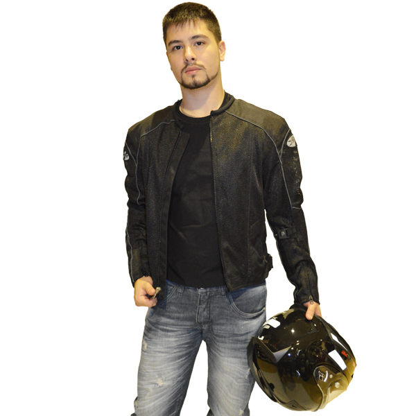 Jaqueta Joe Rocket Phoenix Verão Impermeável  - Motosports