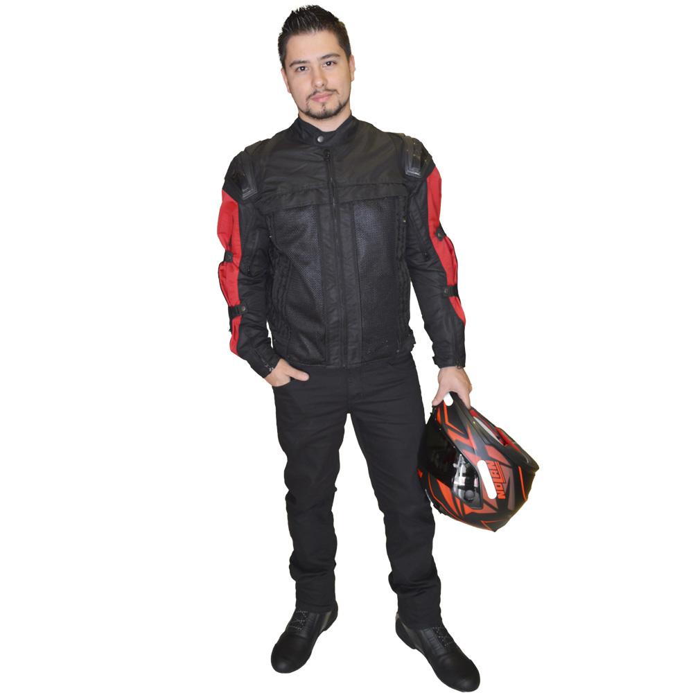JAQUETA JOE ROCKET RASP 2.0 VM C/ PR VERÃO E INVERNO!  - Motosports