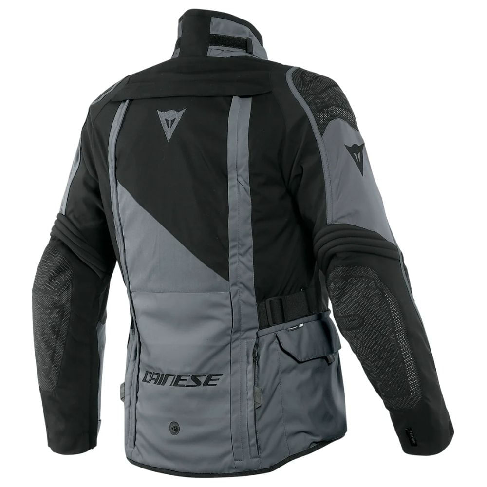 Jaqueta moto Dainese D-Explorer 2 Gore-Tex Cinza e Preto  - Motosports