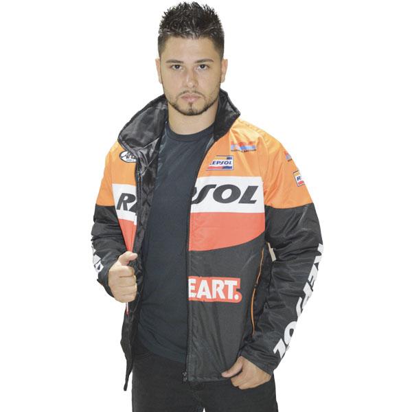 JAQUETA CASUAL REPSOL  - Motosports