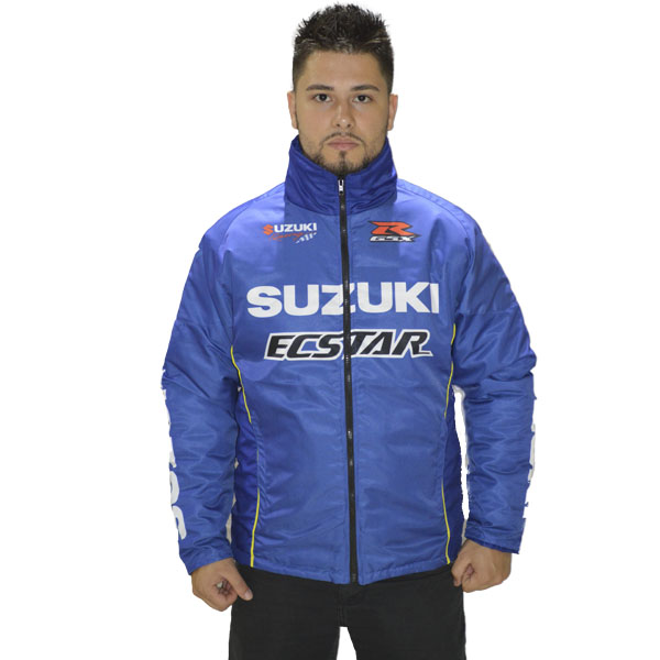 JAQUETA CASUAL SUZUKI  - Motosports