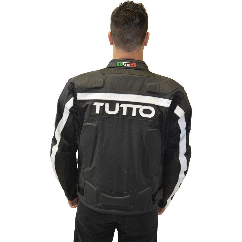 JAQUETA TUTTO COURO TIFON 2  - Motosports