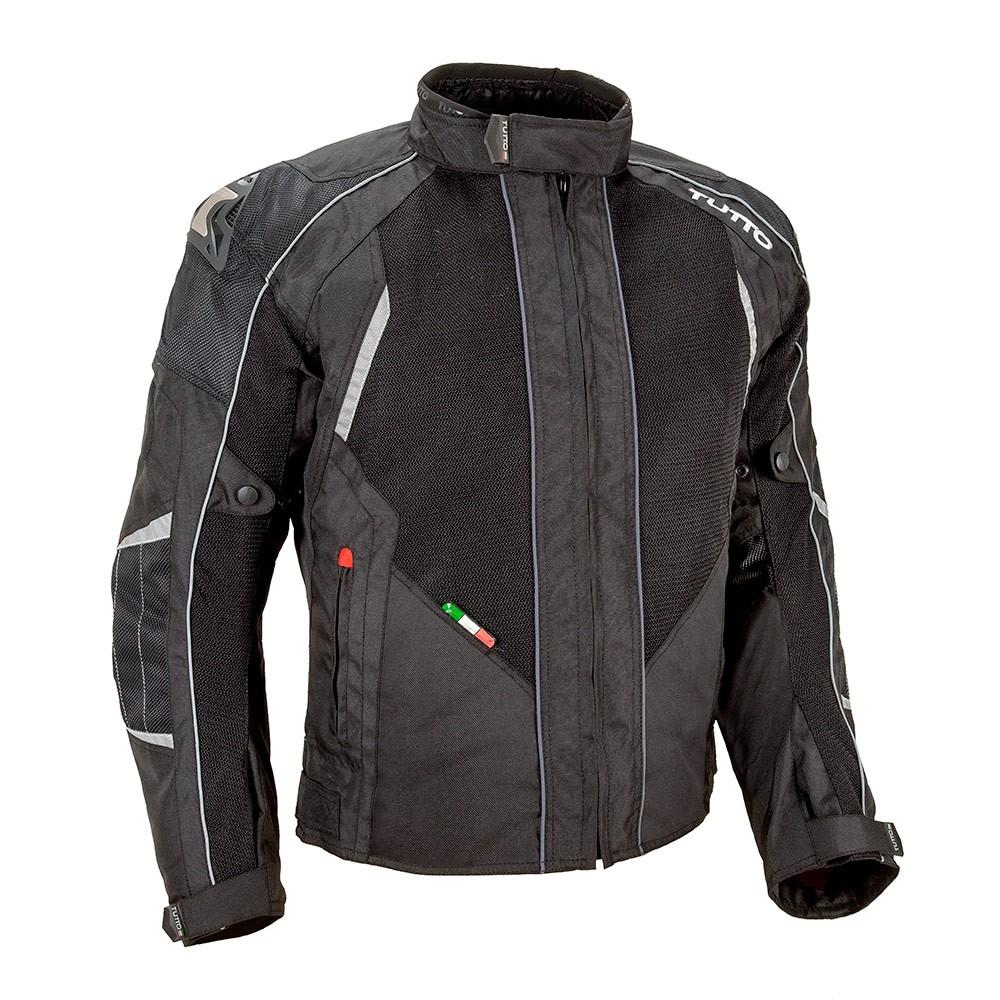 JAQUETA TUTTO NEW SECCA 3 PRETA  - Motosports
