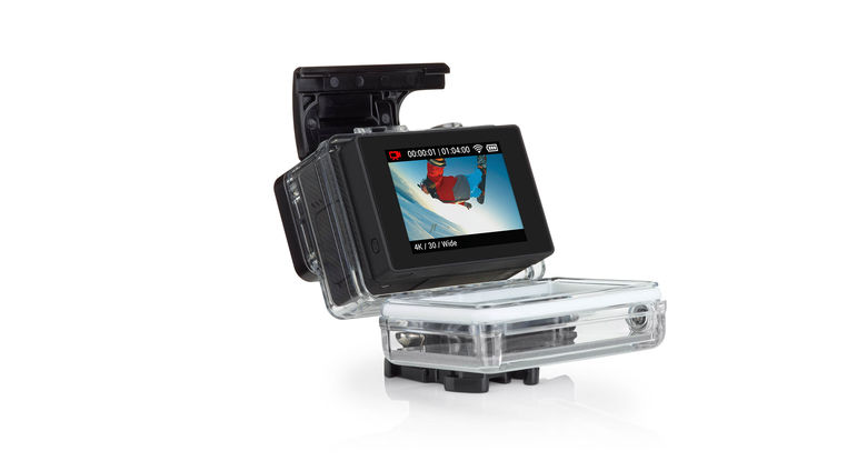 LCD Touch BacPack GoPro  - Motosports