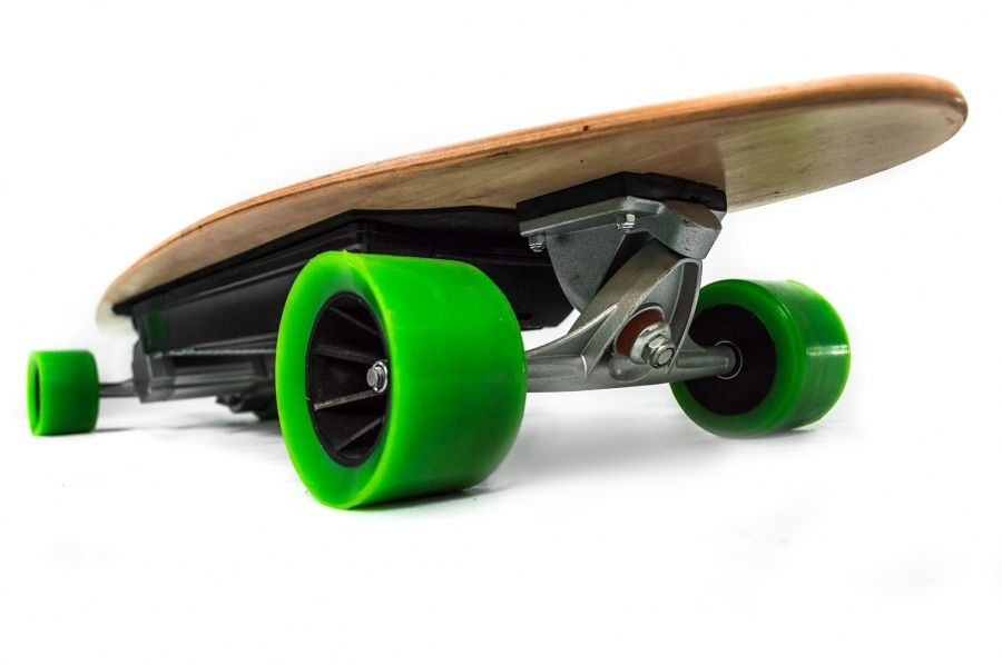 LONGBOARD ELÉTRICO LITHIUM 500W Two Dogs - Two Dog  - Motosports