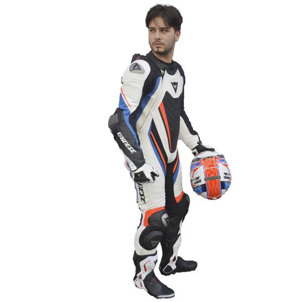 MACACÃO DAINESE AERO EVO D1 1 PEÇA NOVO !  - Motosports