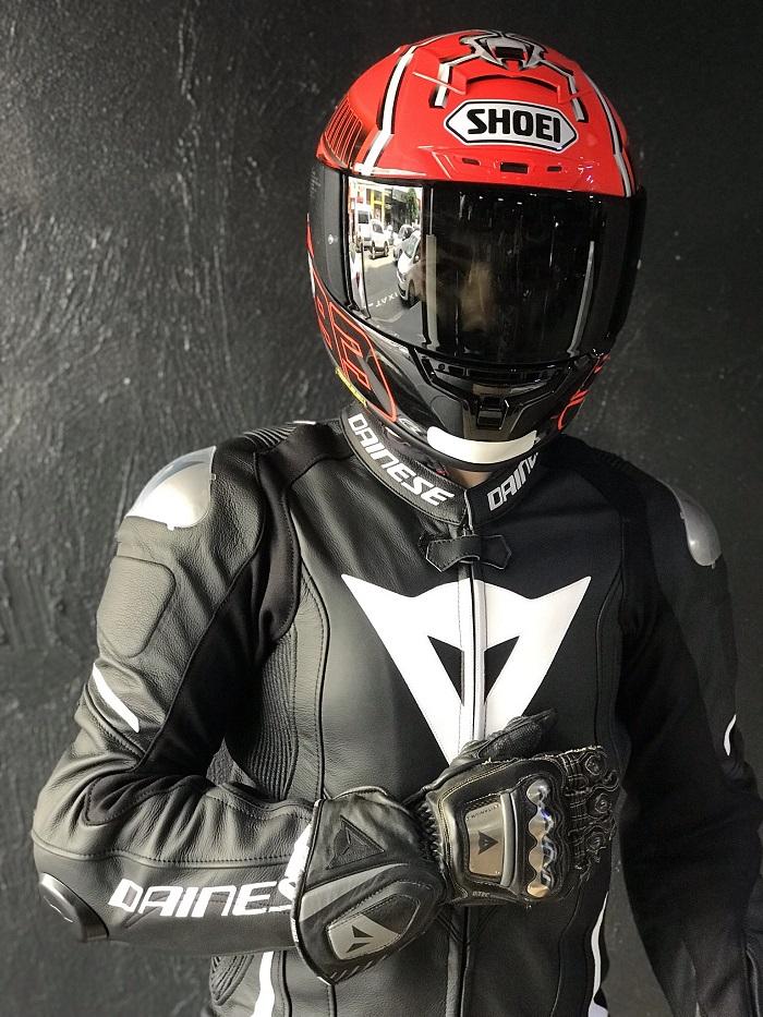 MACACÃO DAINESE LAGUNA SECA 4  1PÇ  - Motosports
