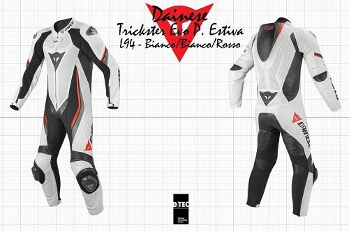 Macacão Dainese T. Trickster Evo Pro Estiva  - Motosports