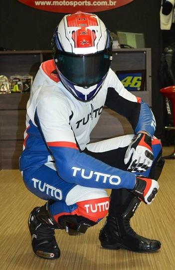 Macacão Tutto Moto BM 2 peças- NOVO  - Motosports