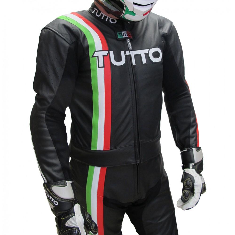 Macacão Tutto Moto Monza Itália 2 pçs   - Motosports