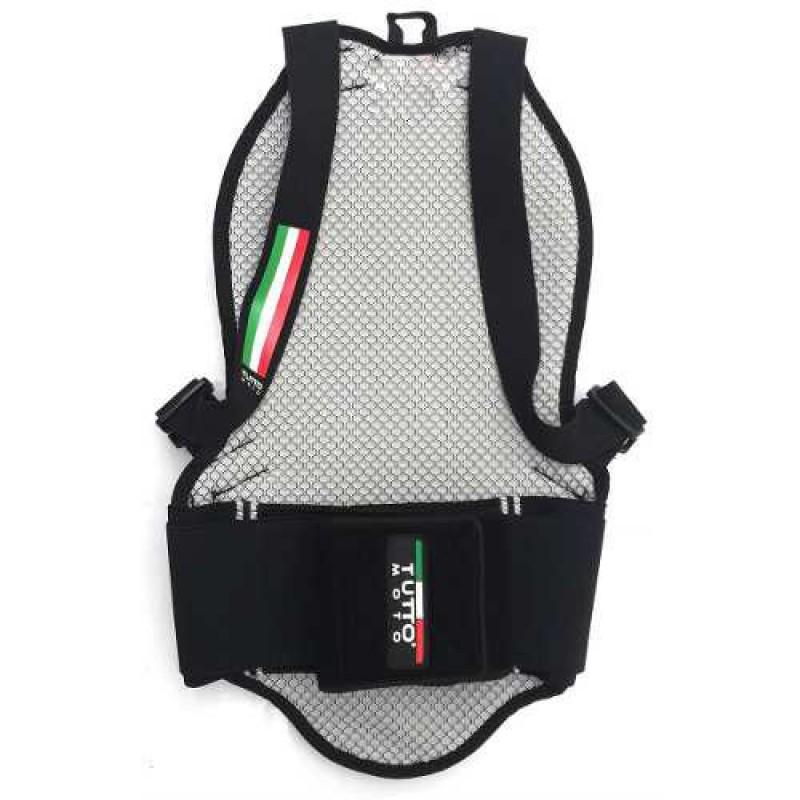 Protetor de Coluna Tutto Moto (20 Mais Vendidos)  - Motosports