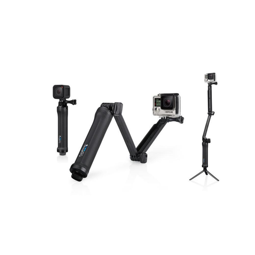 Suporte 3 Way GoPro  - Motosports