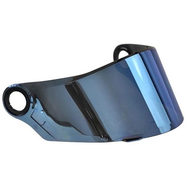 VISEIRA LS2 FF358 Iridium Azul  - Motosports