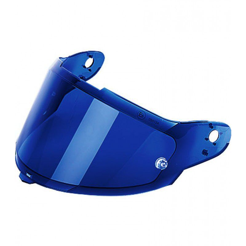 Viseira Nexx XR2 Espelhadas Azul  - Motosports