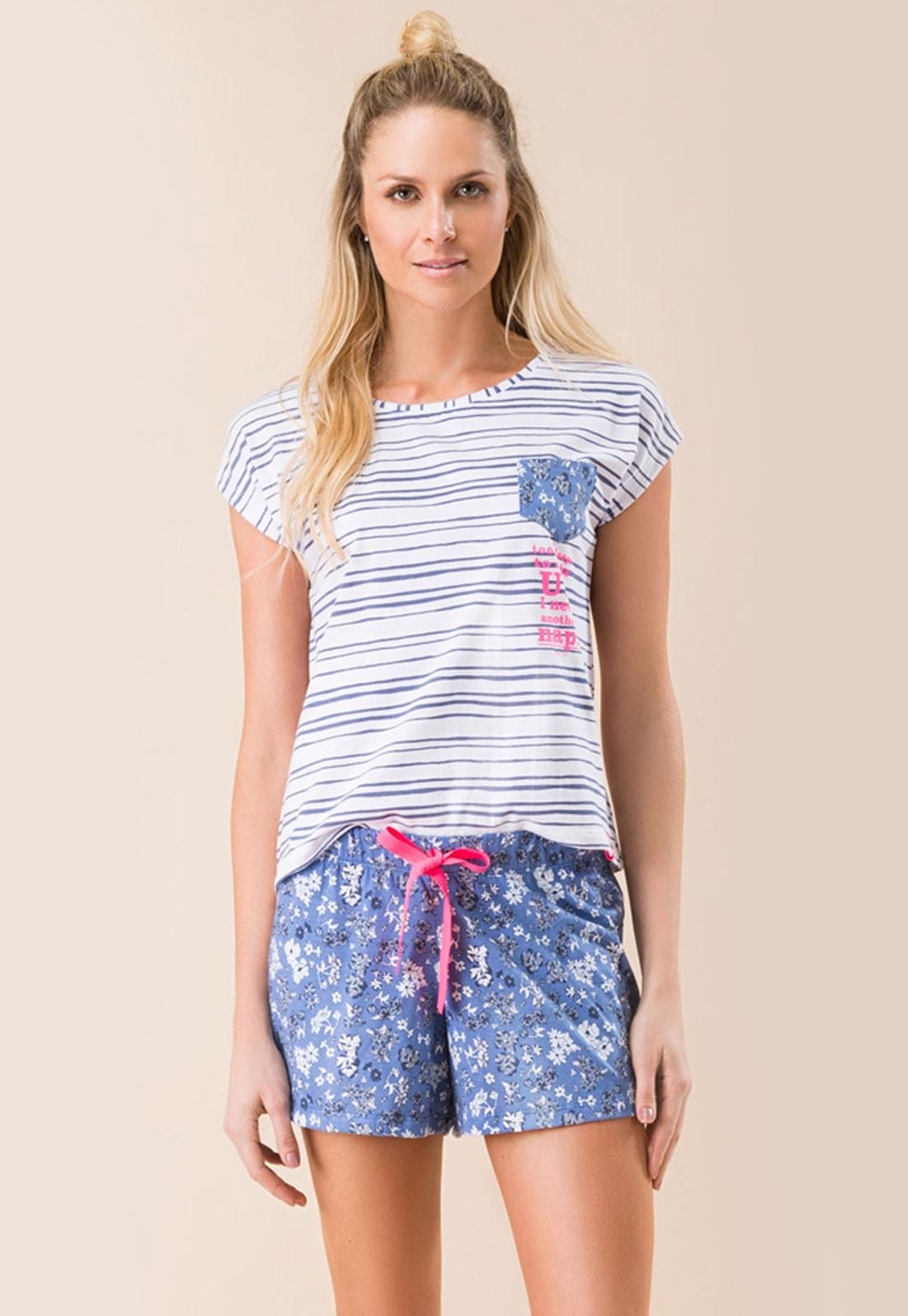 Pijama Curto Odara