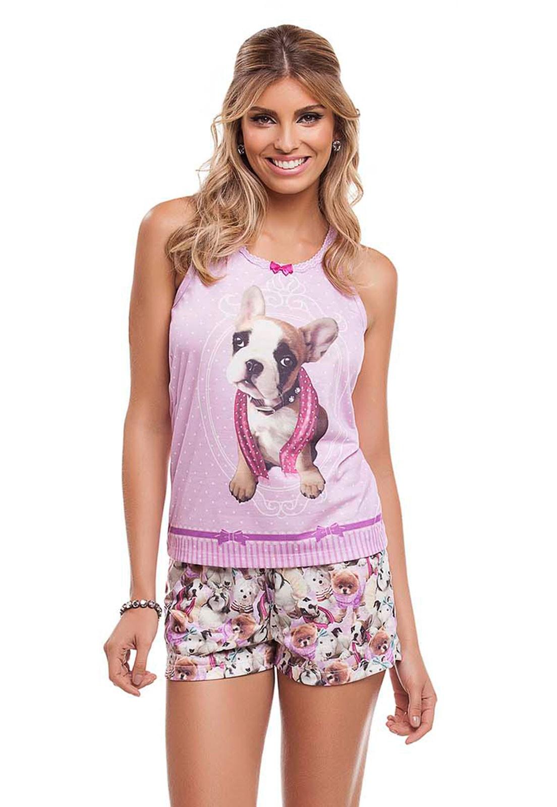 Pijama Regata Pet Lovers