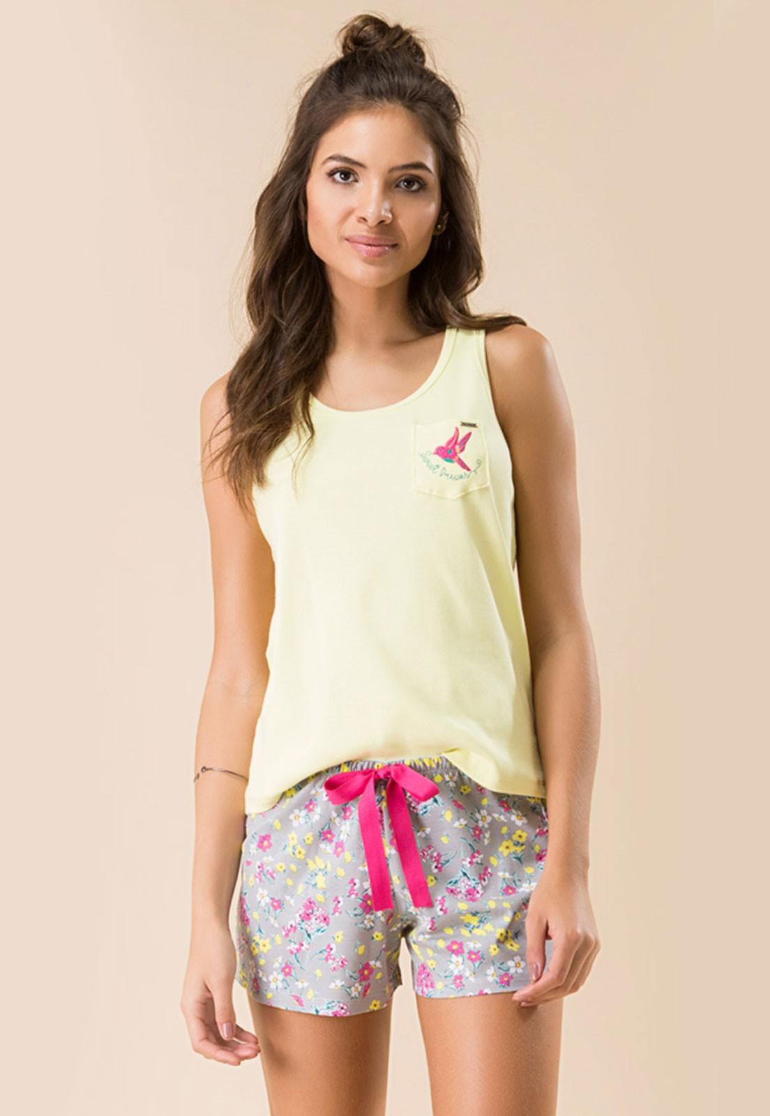 Pijama Regata Sugar Bird