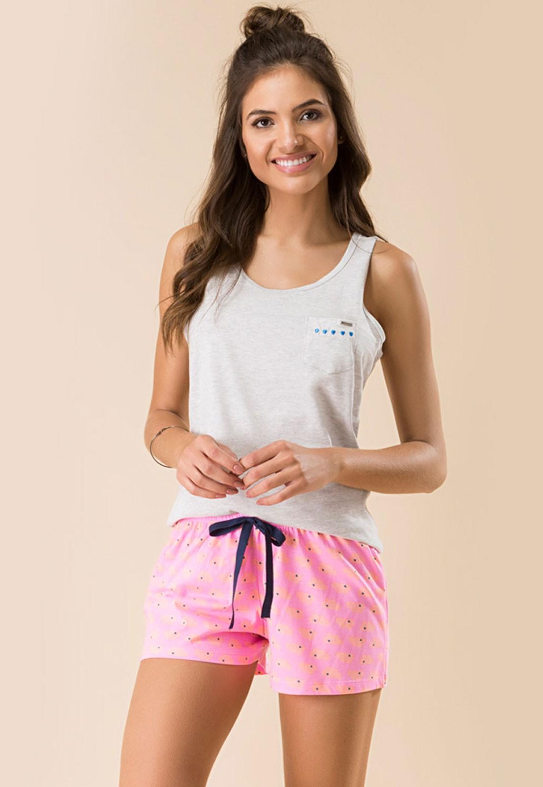 Pijama Regata Sunny Side