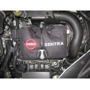 Capa de Bateria Bordada Nissan Sentra