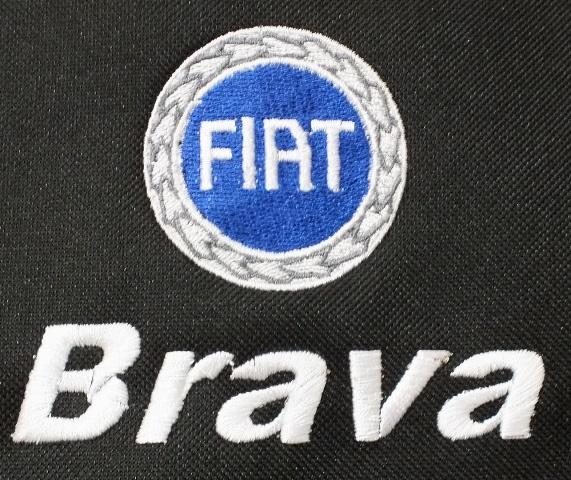 Capa De Bateria Bordada Brava
