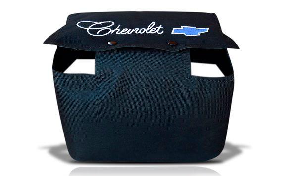 Capa De Bateria Bordada Chevrolet Opala