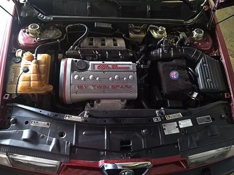 Capa De Bateria Bordada Alfa Romeo