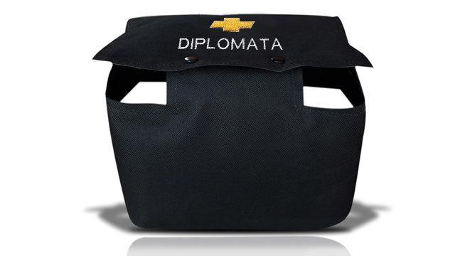 Capa De Bateria Bordada Diplomata
