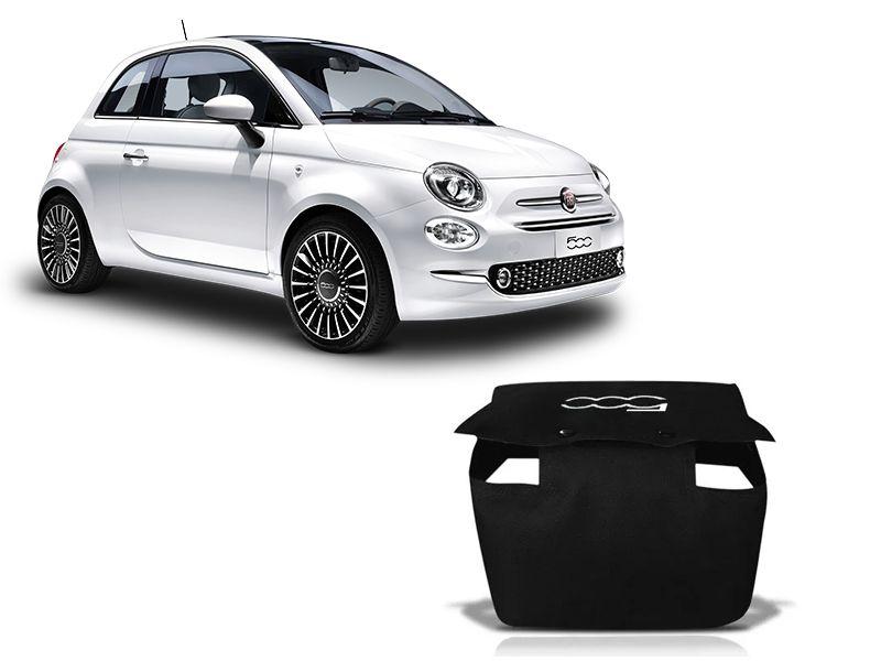 Capa De Bateria Bordada Fiat 500