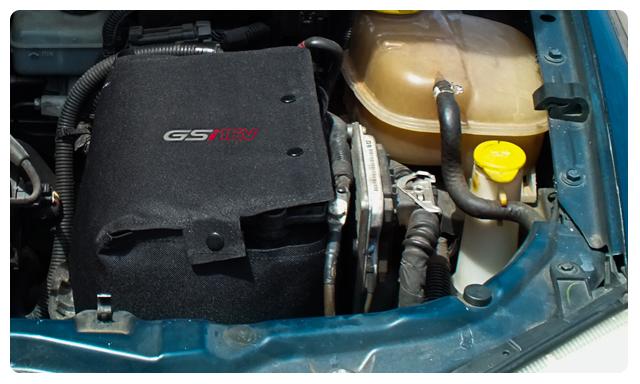 Capa De Bateria Bordada Astra GSI16V