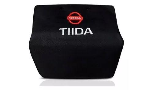 Capa de Bateria Bordada Nissan Tiida