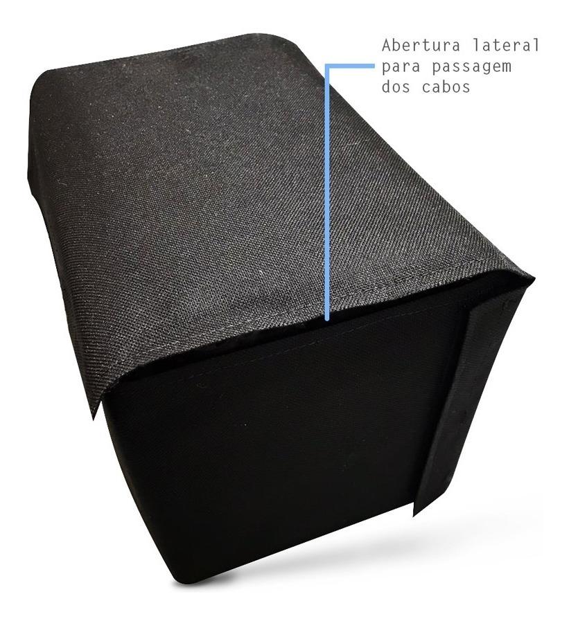 Capa De Bateria Proteção Térmica Universal Frente Fechada