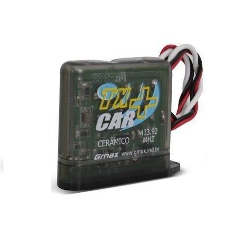 Controle TX Car Acionador de Portão Pelo Farol Alto Carro Moto 12v