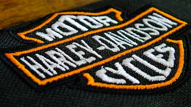 Estojo Porta Ferramentas Bordado Harley-Davidson