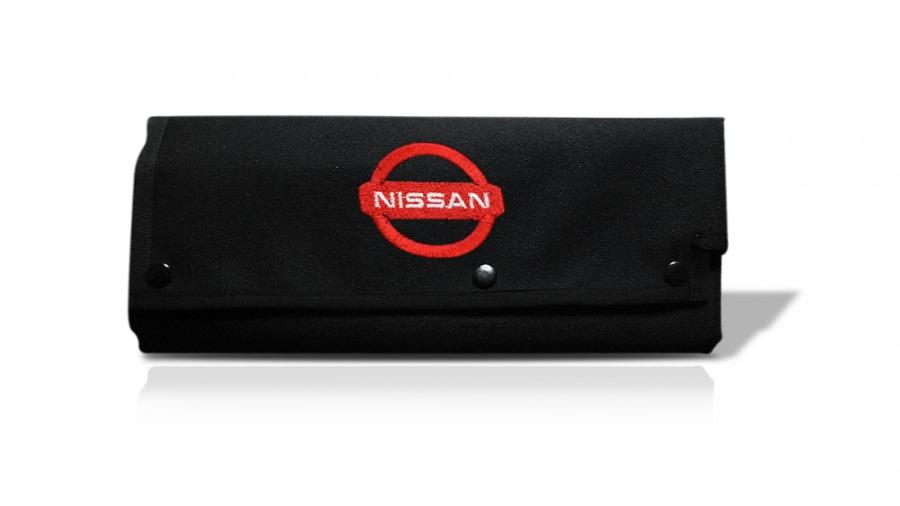 Estojo Porta Ferramentas Bordado Nissan