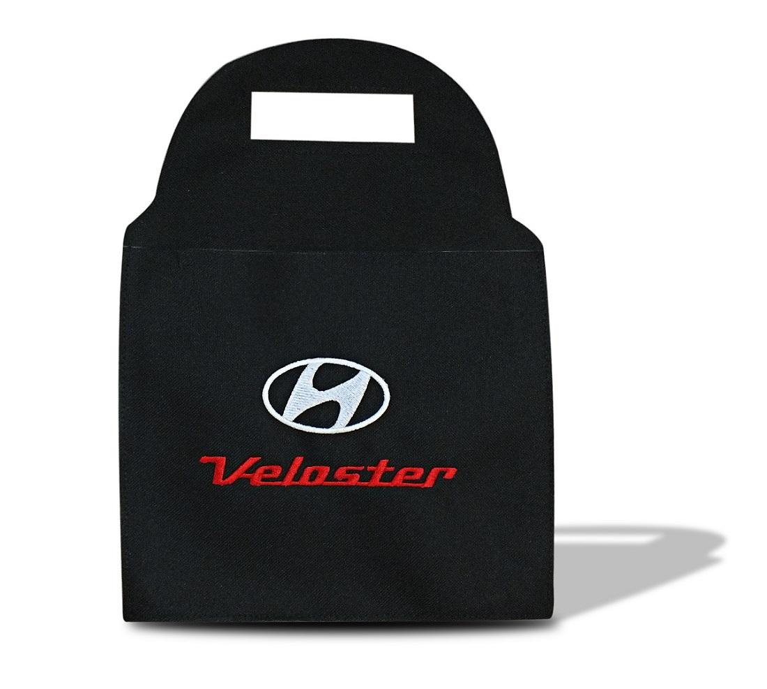 Sacolinha/Lixinho de Câmbio Hyundai Veloster