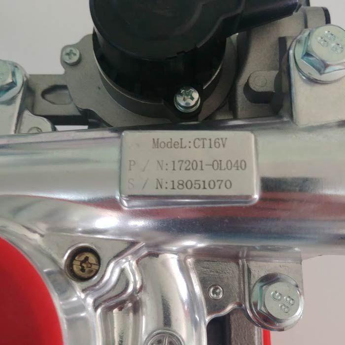 Turbina Hilux 3.0 D4d Importada Completa