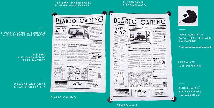 DIÁRIO CANINO