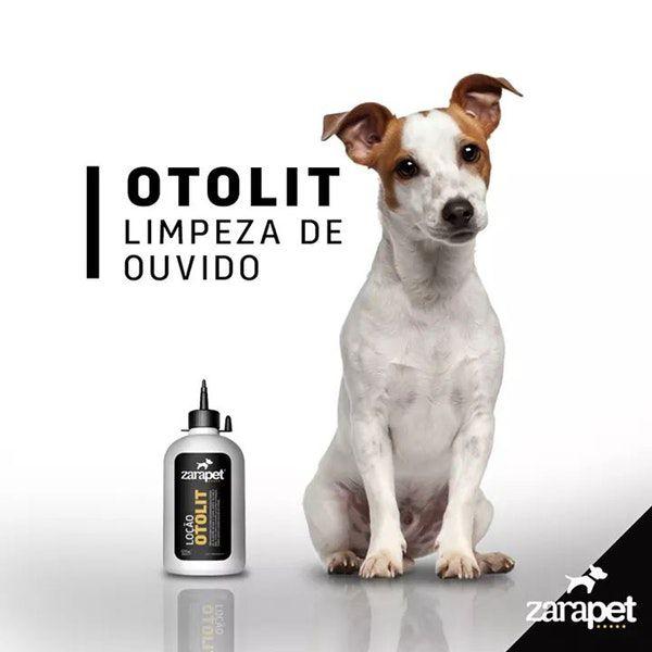Loção Limpeza Dos Ouvidos 500ML - ZRAPet Otolit