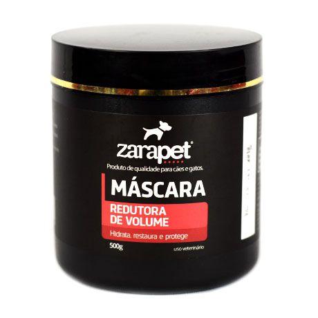 Máscara Zara Pet 500G – Redutora De Volumes